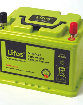 Lifos 68ah Advanced Lightweight Lithium Battery