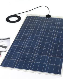 Solar 120w Flexible solar panel kit