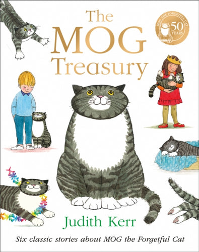 The Mog Treasury : Six Classic Stories About Mog the Forgetful Cat-9780008407759