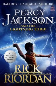 Percy Jackson and the Lightning Thief (Book 1 of Percy Jackson)-9780141346809