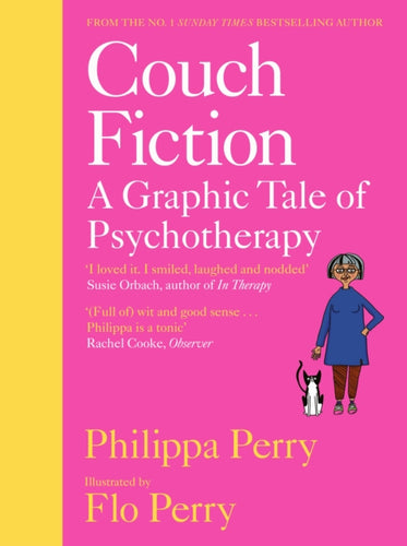 Couch Fiction : A Graphic Tale of Psychotherapy-9780241461785