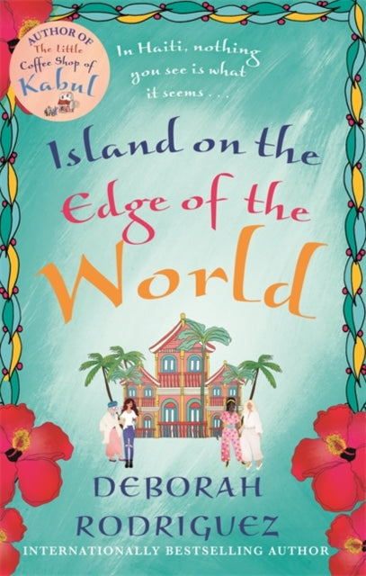 Island on the Edge of the World-9780751574586