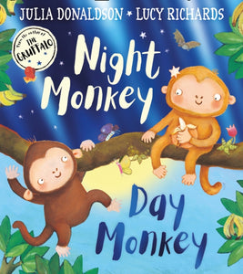 Night Monkey, Day Monkey-9780755501403