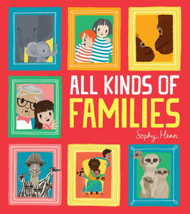 All Kinds of Families-9781405298230