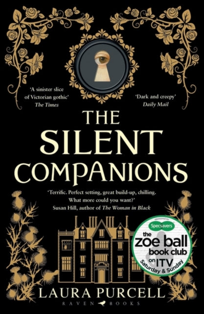 The Silent Companions : The prize-winning ghost story-9781408888032