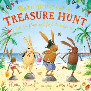 We're Going on a Treasure Hunt-9781408893395
