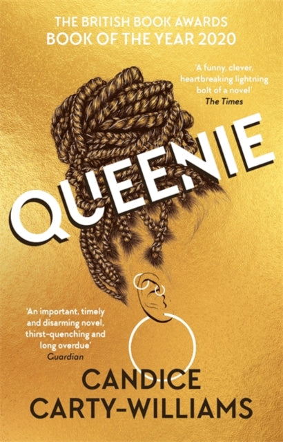 Queenie : British Book Awards Book of the Year-9781409180074
