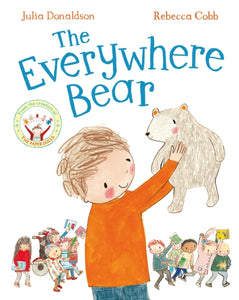 The Everywhere Bear-9781447280743