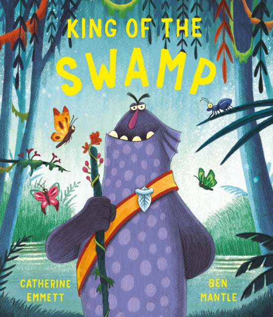 King of the Swamp-9781471181696