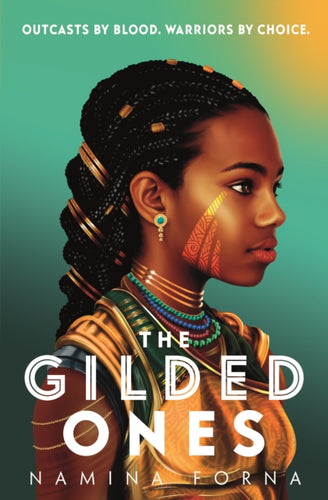 The Gilded Ones-9781474959575