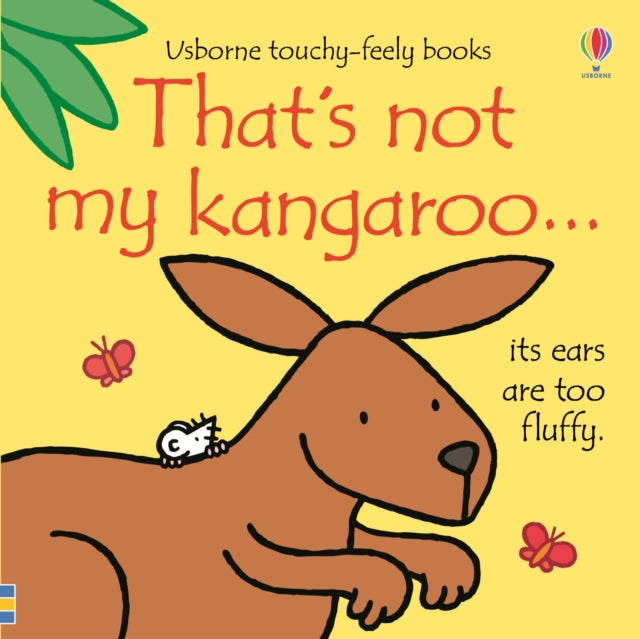That's not my kangaroo...-9781474967891
