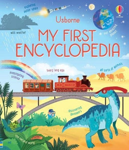 My First Encyclopedia-9781474968683