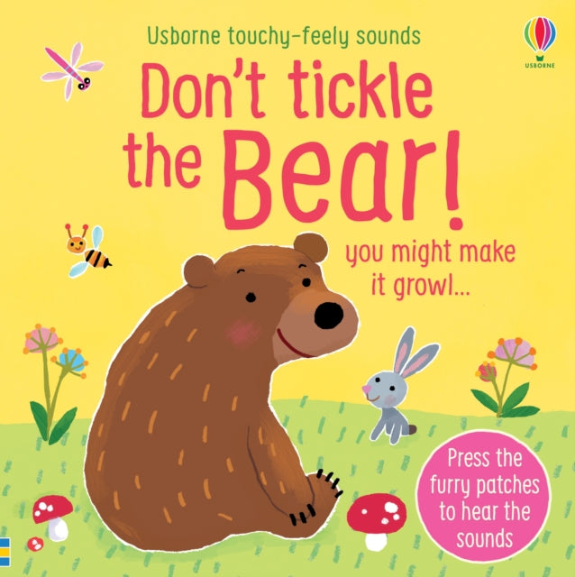 Don't Tickle The Bear!-9781474976756