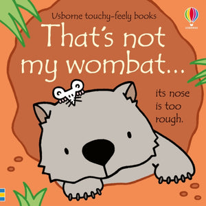 That's not my wombat...-9781474980470