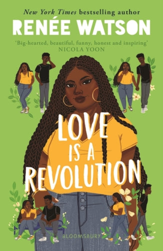 Love Is a Revolution-9781526616821