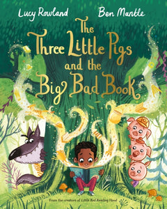 The Three Little Pigs and the Big Bad Book-9781529003666