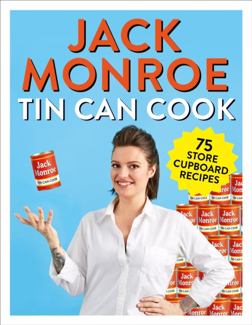 Tin Can Cook : 75 Simple Store-cupboard Recipes-9781529015287
