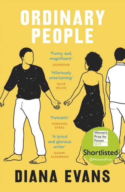 Ordinary People : Shortlisted for the Women's Prize for Fiction 2019-9781784707248