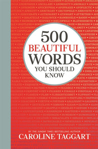 500 Beautiful Words You Should Know-9781789292275