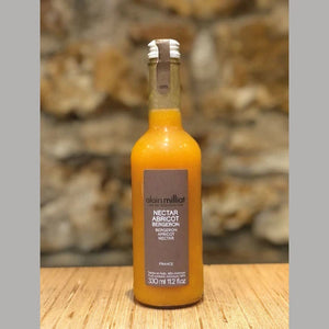 "Jus de fruit Alain Milliat ""Abricot"" 33cl"