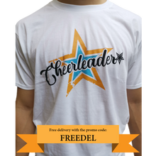 Load image into Gallery viewer, CA Cheerleader Tee