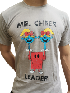Mr Cheerleader Tee