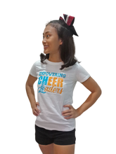 Load image into Gallery viewer, Empowering Cheerleaders Tee