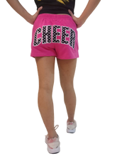 Load image into Gallery viewer, Embroidered CHEER Shorts