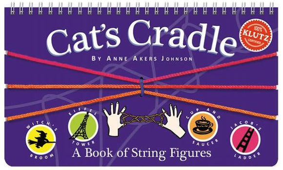 Cat's Cradle Book and Activity