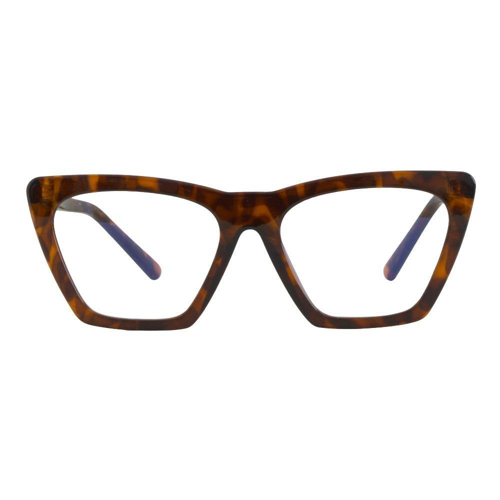 Hades Retro Blue Light Glasses in Tortoise