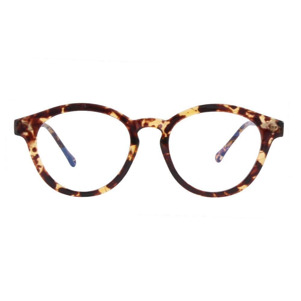 Hera Vintage Blue Light Glasses in Tortoise