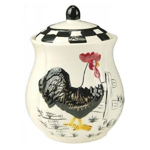 Ceramic Rooster Sugar Bowl Valuezy Australia