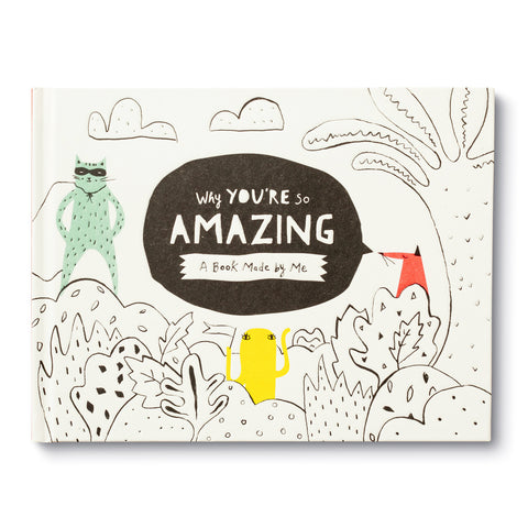 Kids Activity Book - Why You're So Amazing Valuezy Australia