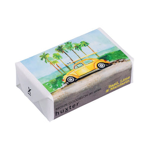Huxter Wrapped Soap - Buggy Yellow Valuezy Australia