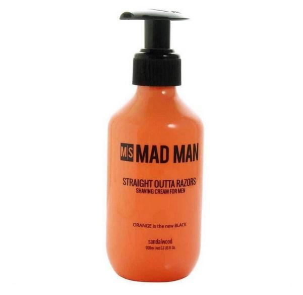 MAD-MAN Straight Outta Razors - Shave Cream valuezy australia