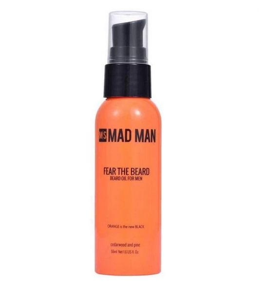 MAD-MAN Fear The Beard - Beard Oil valuezy australia