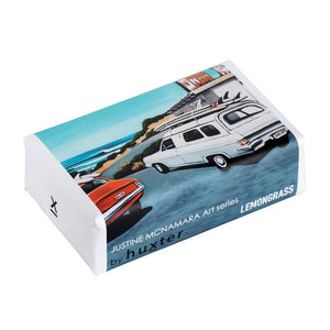 Huxter Wrapped Soap - Portsea Kiosk 1973 Valuezy Australia