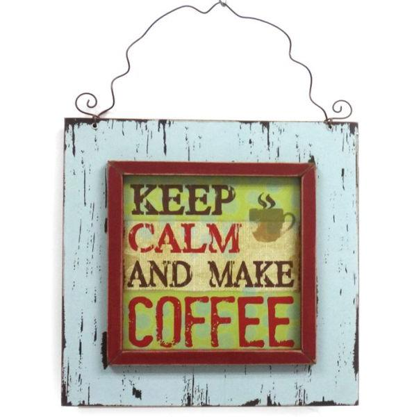 Coffee - Keep Calm and Make Coffee Valuezy Australia
