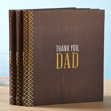 Book - Thank You, Dad Valuezy Australia