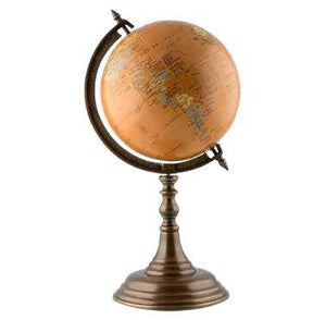Antique Vintage World Globe Valuezy Australia