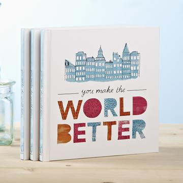 Book - You Make The World Better Valuezy Australia