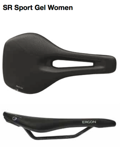 Ergon SR Sport Gel Women
