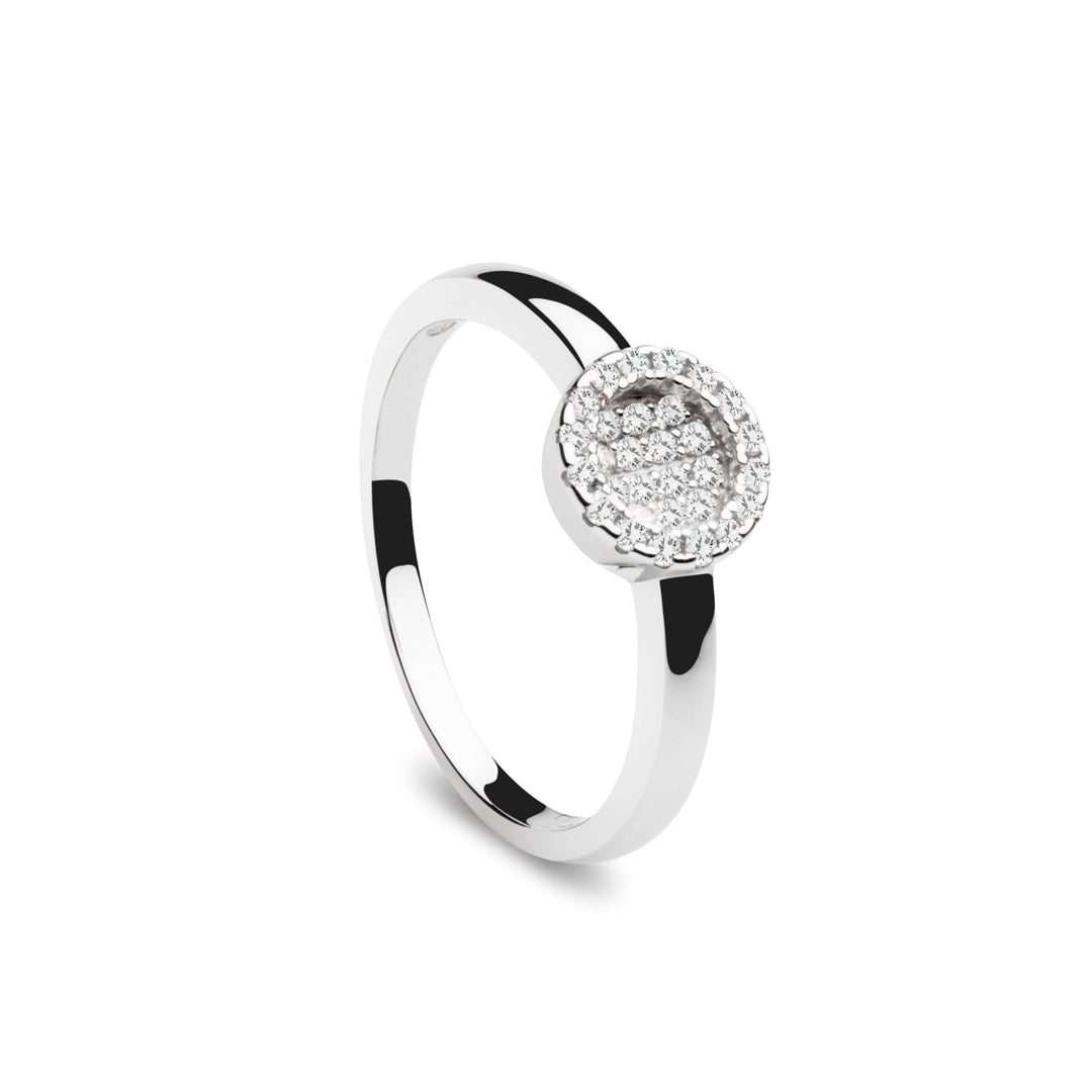 Very Petite Ring Zirconia Spirit