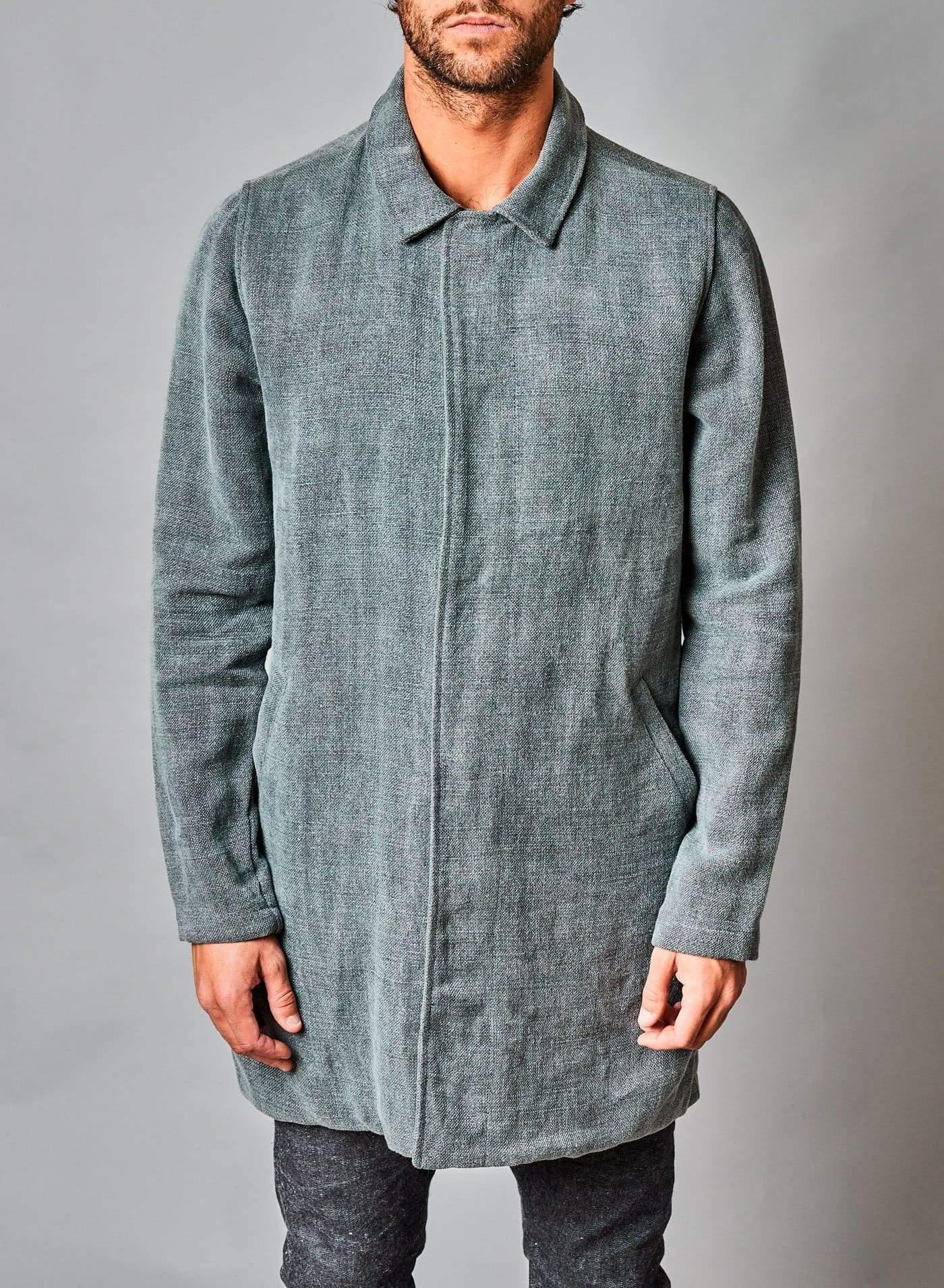 BELHARA OLANA Men - Blue Grey