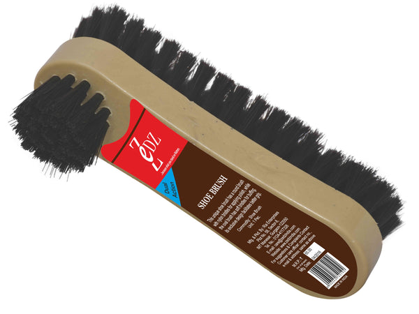 Dual Action Shoe Brush