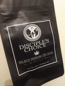 Free Sample  Disciples Choice CBD Coffee