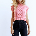 Aesthetic Knitted VEST