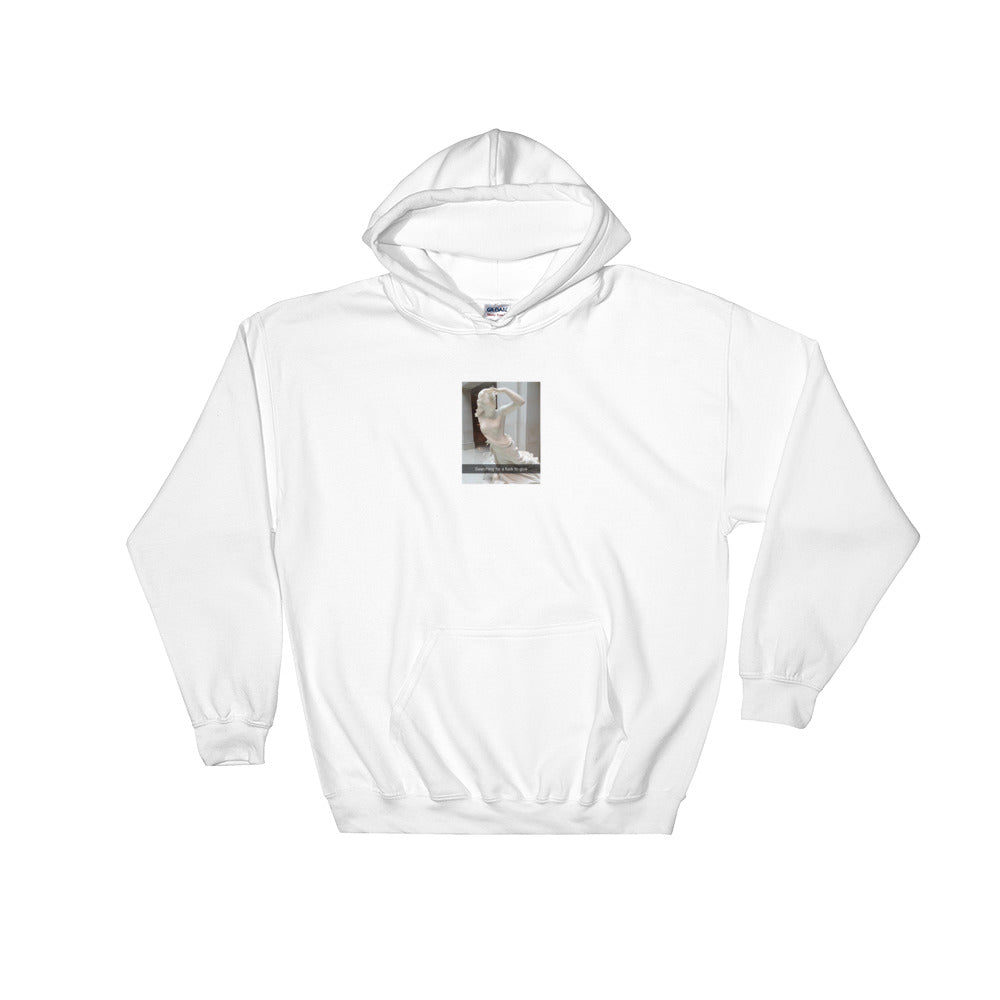 """LOOKING FOR A F* TO GIVE"" HOODIE"