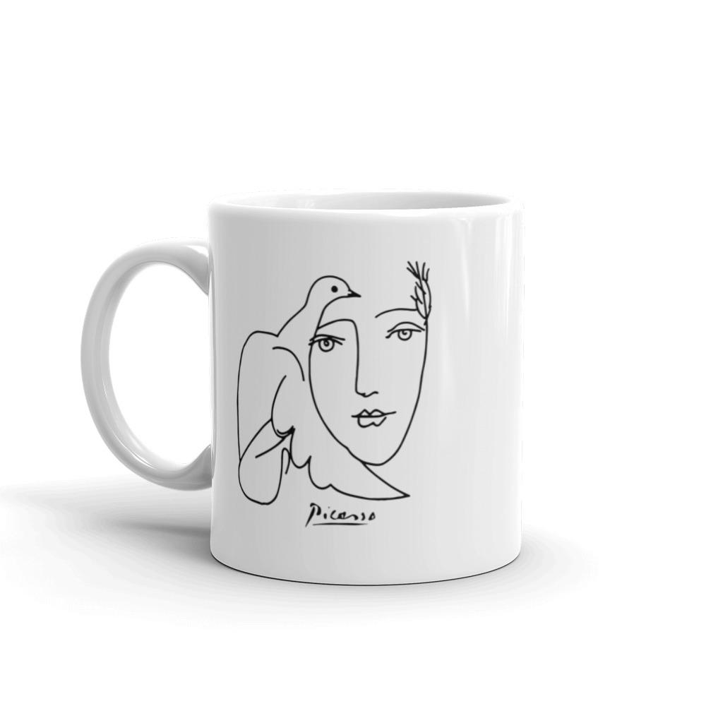 """PICASSO INSPIRED"" ART CUP"