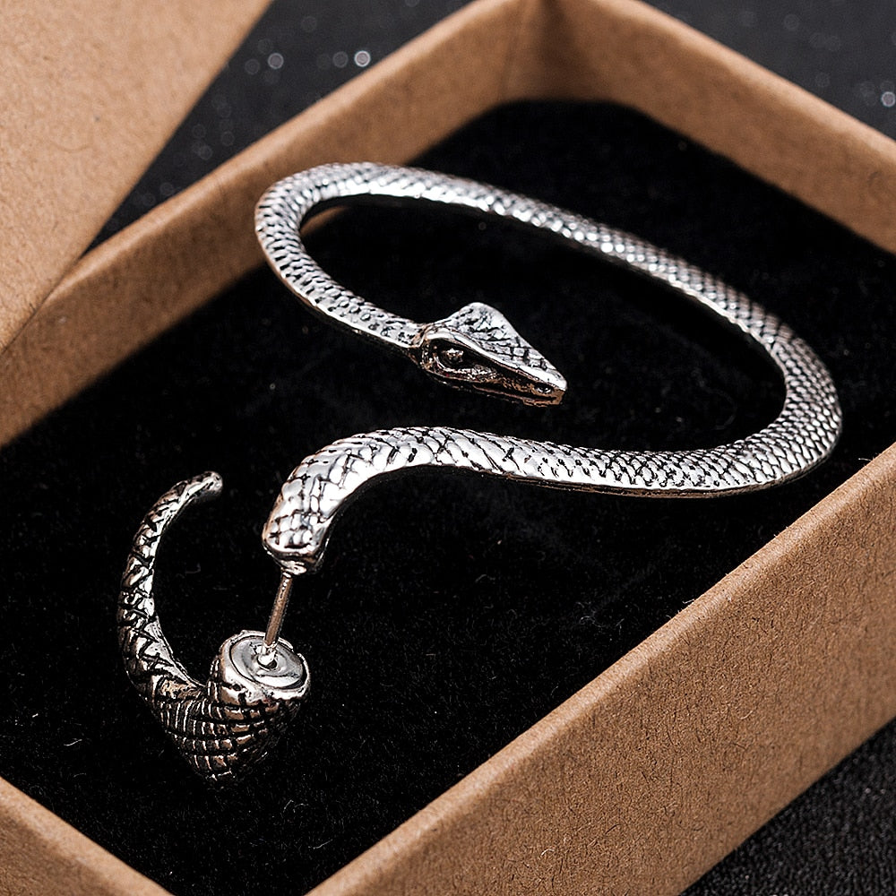 """Snake"" EARRINGS"